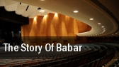 The Story Of Babar tickets