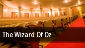 The Wizard Of Oz Sarofim Hall tickets
