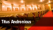 Titus Andronicus The Earl tickets