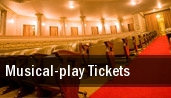 Unchain My Heart the Ray Charles Musical tickets