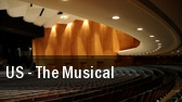 US - The Musical New York tickets