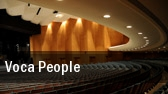 Voca People Lyell B Clay Concert Theatre tickets