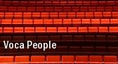 Voca People Van Wezel Performing Arts Hall tickets