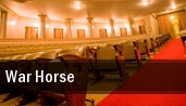 War Horse Wharton Center tickets