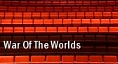 War of the Worlds Weidner Center For The Performing Arts tickets