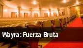 Wayra: Fuerza Bruta tickets