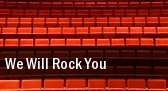 We Will Rock You Cadillac Palace tickets