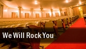 We Will Rock You Chicago tickets