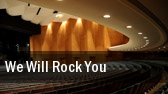 We Will Rock You Miami tickets