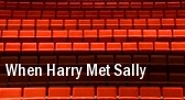 When Harry Met Sally tickets