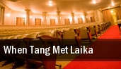 When Tang Met Laika Space Theater tickets
