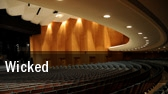 Wicked Sheas Performing Arts Center tickets