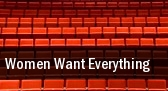 Women Want Everything USF Theatre 2 tickets