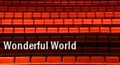 Wonderful World tickets