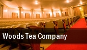 Woods Tea Company tickets