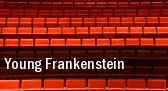 Young Frankenstein Emens Auditorium tickets