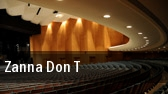 Zanna Don t King Plow Arts Center tickets