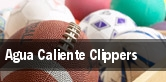 Agua Caliente Clippers tickets