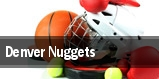 Denver Nuggets Pepsi Center tickets