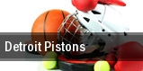 Detroit Pistons O2 Arena tickets