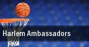 Harlem Ambassadors tickets