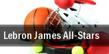 Lebron James All-Stars tickets