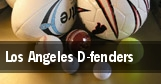 Los Angeles D-fenders Toyota Sports Center tickets