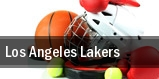 Los Angeles Lakers Staples Center tickets