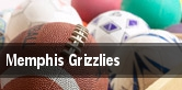 Memphis Grizzlies FedExForum tickets