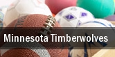 Minnesota Timberwolves tickets