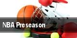 NBA Preseason tickets