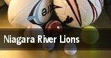 Niagara River Lions tickets