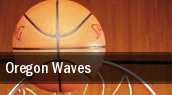 Oregon Waves tickets