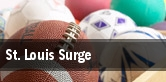 St. Louis Surge tickets
