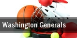 Washington Generals tickets