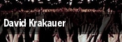 David Krakauer tickets