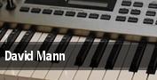 David Mann tickets