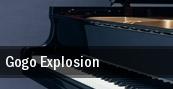 Gogo Explosion Chene Park Amphitheater tickets