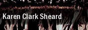 Karen Clark Sheard Genesee Theatre tickets