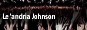 Le'andria Johnson Hampton tickets