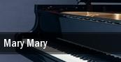 Mary Mary Washington tickets