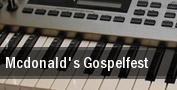 McDonald's Gospelfest Prudential Center tickets
