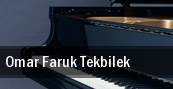 Omar Faruk Tekbilek tickets