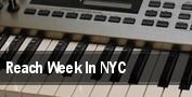 Reach Week In NYC tickets