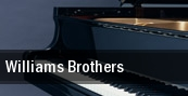 Williams Brothers tickets