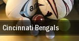 Cincinnati Bengals tickets