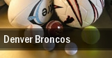 Denver Broncos Sports Authority Field At Mile High tickets