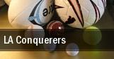 LA Conquerers tickets