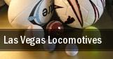 Las Vegas Locomotives tickets