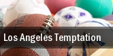 Los Angeles Temptation tickets